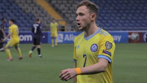 Валіуллін провалив допінг-тест: яке покарання очікує на збірну Казахстану після матчу з Україною