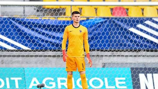 Франція пропустила курйозний гол від Фарер, який дозволив Україні вийти на перше місце: відео