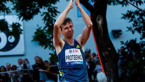 """Проценко поступився олімпійському чемпіону та виграв """"срібло"""" у фіналі Діамантової ліги"""
