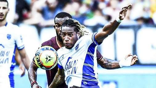 Жерсон Родригес эффектно забил гол в дебютном матче в чемпионате Франции: видео