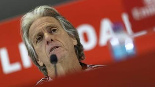 Динамо такое же сильное, как Бавария и Барселона. – тренер Бенфики перед игрой в Лиге чемпионов