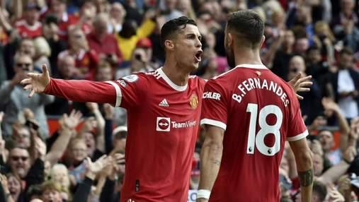 Фанат-невдаха не зміг сфотографувати радість Роналду після голу за МЮ: емоційне фото