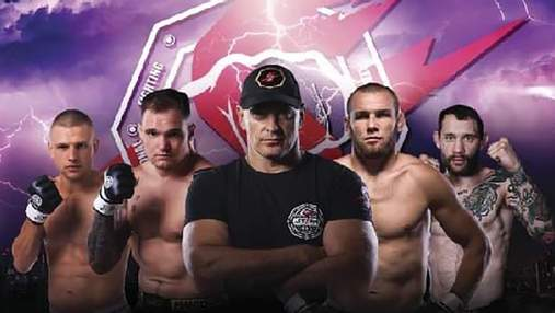 В Кременчуці відбудеться міжнародний турнір ММА Fighting night Storm