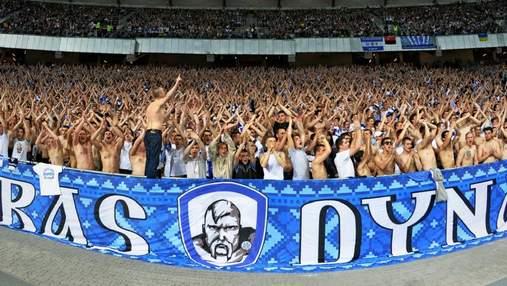 Палка підтримка: скільки фанатів очікується на матчі Динамо – Бенфіка