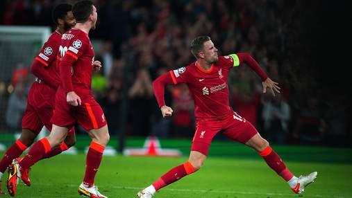 Ливерпуль сделал камбэк и победил Милан в сумасшедшем матче Лиги чемпионов: видео