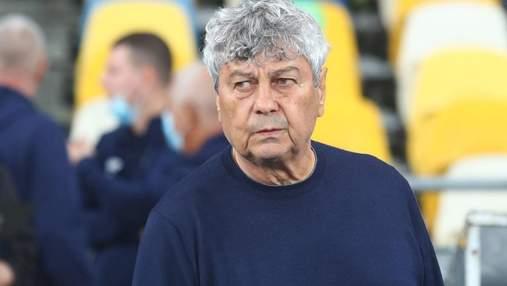 Наши игроки только что вышли из академии, – Луческу прокомментировал ничью с Бенфикой