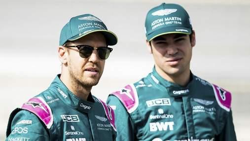 Команда Aston Martin оголосила склад на новий сезон з багаторазовим чемпіоном Формули-1