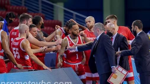 Українська команда розгромила суперника на шляху до групового етапу Ліги чемпіонів