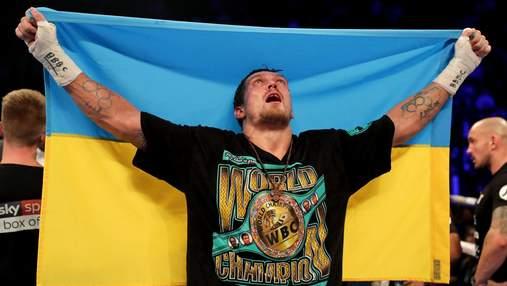 Бій року: Ломаченко назвав перевагу Усика над Джошуа