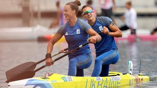 """Українки Лузан та Четверікова виграли історичне """"золото"""" чемпіонату світу з веслування"""