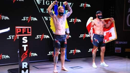 Багато боїв та ще більше крові: в Кременчуці пройшов міжнародний турнір Fighting Night Storm