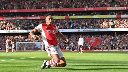 Арсенал забил 3 гола Тоттенхэму и одержал сенсационную победу в матче АПЛ