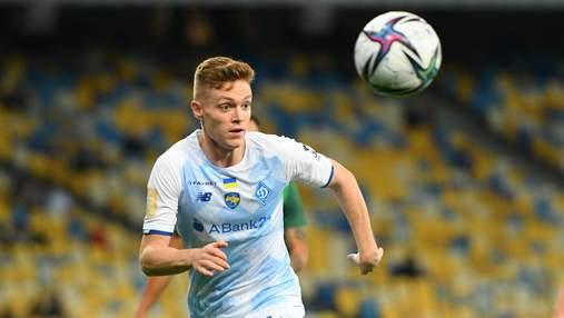 У Цыганкова самый высокий рейтинг в FIFA 22 среди игроков Динамо