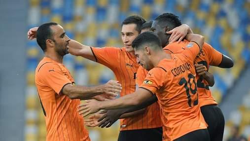 Шахтар оголосив бойовий склад на матч за Суперкубок України з Динамо