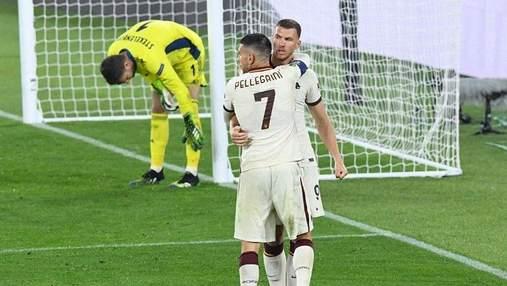 Рома была близка к камбэку, но проиграла Лацио в матче с 5 голами
