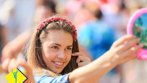 22-летняя украинская гимнастка Возняк объявила о завершении карьеры