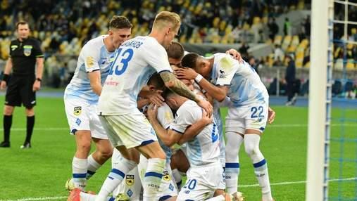 Динамо отримає жорстке покарання від УАФ за безлади у матчі з Олександрією