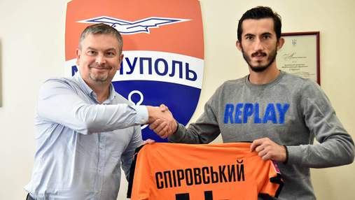 Маріуполь підписав гравця збірної Північної Македонії – він грав проти України на Євро-2020