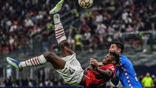 Атлетіко завдяки пенальті на останніх хвилинах вирвав перемогу в Мілана