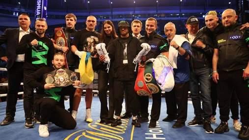 Усик увійшов до світової історії боксу, – Ломаченко привітав українця з перемогою над Джошуа