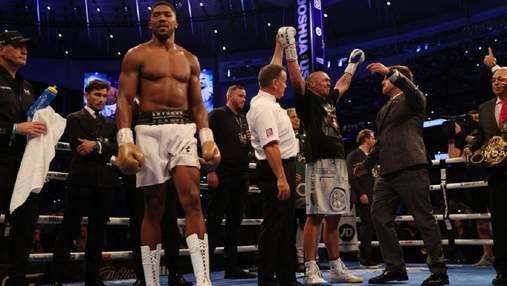 Найстарший чемпіон світу у важкій вазі Форман назвав Усика королем боксу
