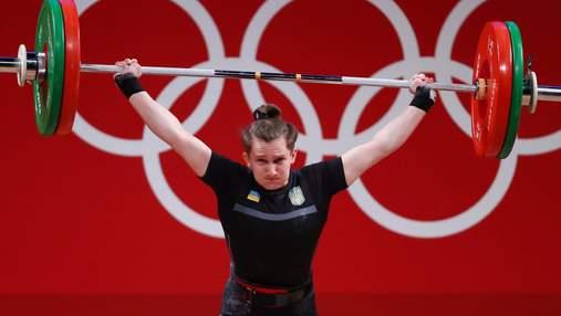 Украинки оформили победный дубль на Евро по тяжелой атлетике