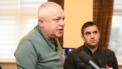 Такого не было при Шевченко, – Суркис резко высказался о Петракове в сборной Украины