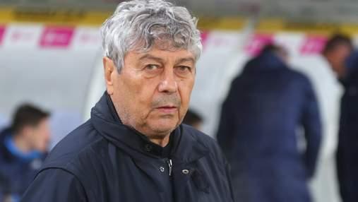 Суркис разболтал о новом контакте Луческу с Динамо