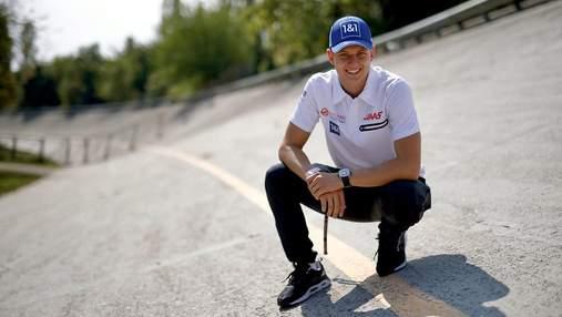 Надеюсь, что смогу возродить этот союз, – сын Шумахера хочет стать гонщиком Ferrari