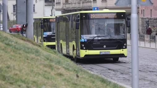 У Львові через велоперегони громадський транспорт їздитиме за зміненими маршрутами