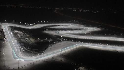 Формула-1 объявила о первом в истории гран-при Катара