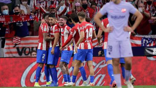 Кризис команды Кумана продолжается: Атлетико благодаря Суаресу добило Барселону – видео