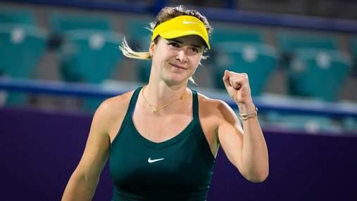 Свитолина феерично победила румынку и вышла в четвертьфинал турнира в Чикаго