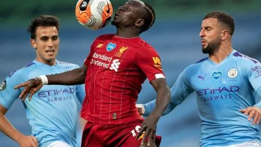 Ливерпуль – Манчестер Сити: где смотреть онлайн матч АПЛ