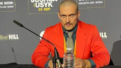 Кличко назвав Усика особливим боксером, який увійшов в історію