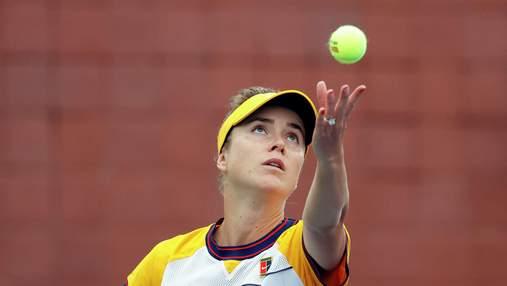 Свитолина с травмой проиграла туниске в 1/4 финала турнира в Чикаго