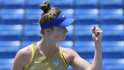 Свитолина вытащила сумасшедший розыгрыш на турнире в Чикаго: видео
