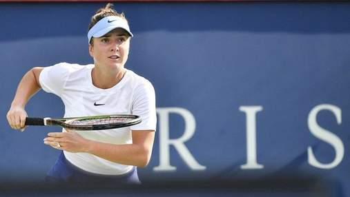 Свитолина продолжила падение в рейтинге WTA