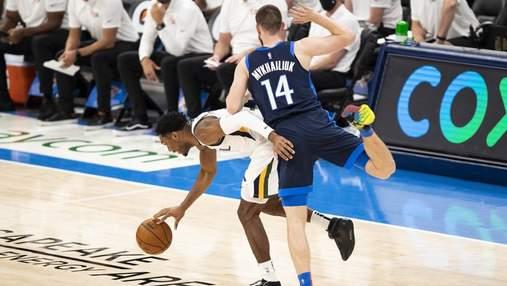 Український баскетболіст Михайлюк показав результативну гру у першому матчі за Торонто