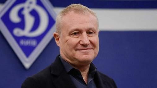 Люди, которые демонстрируют неуважение к Луческу, – дураки, – Григорий Суркис