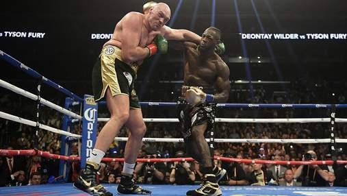 Тайсон Ф'юрі – Деонтей Уайлдер: хто виграє бій за титул WBC і стане суперником Усика – прогноз