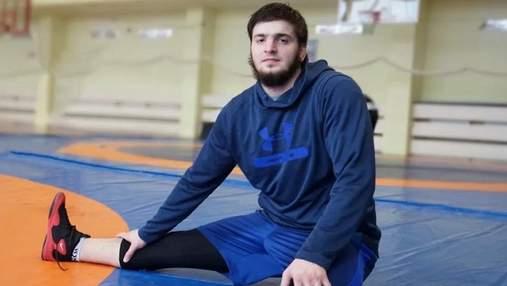 Украина завоевала первую медаль на чемпионате мира по борьбе