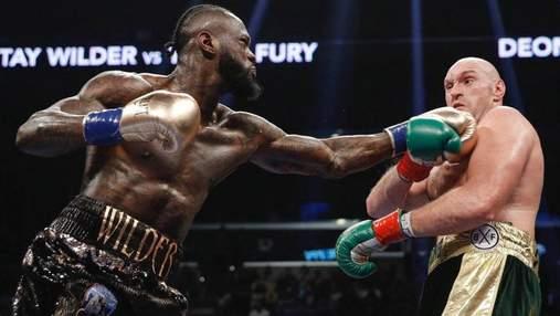 Останній шанс Уайлдера повернути пояс чемпіона: у контракті бою з Ф'юрі немає реваншу