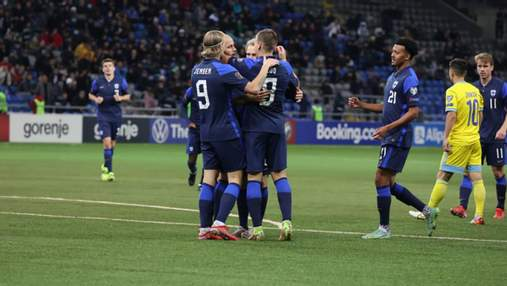 Відбір на ЧС-2022: результати матчів та відео голів 12 жовтня