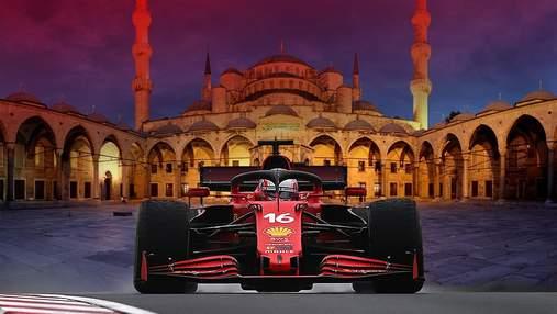 Ми щасливі, що Формула-1 знову тут: ексклюзивний репортаж з гран-прі Туреччини