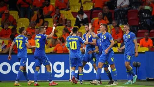 Україна зберігає шанси напряму вийти на чемпіонат світу 2022: що для цього потрібно