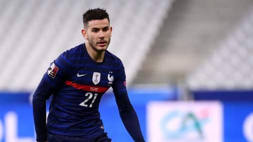 Футболіста збірної Франції, який виграв Лігу націй, засудили до в'язниці за зустрічі з дружиною