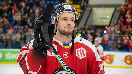 Переможна шайба Донбасу визнана однією з найкращих в хокейній Лізі чемпіонів: відео