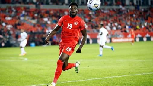 Пробіг усе поле та забив: гравець Баварії забив дивовижний гол за збірну Канади – відео