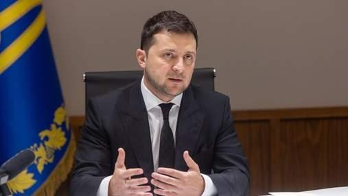 Зеленский требует у Кабмина заложить в Госбюджете-2022 деньги на проведение Евробаскета-2025